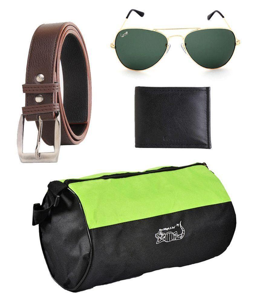 Elligator Multi Color 4 Gym Bag