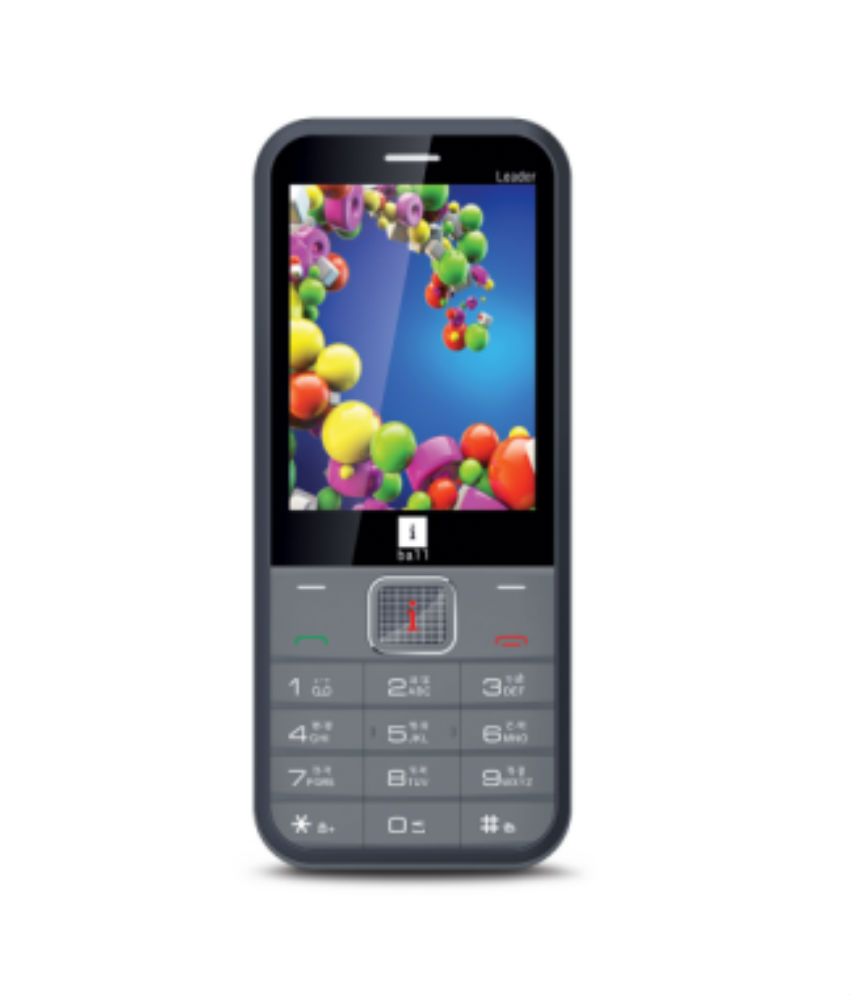 iBall ( 4GB and Below , 1 GB ) Black