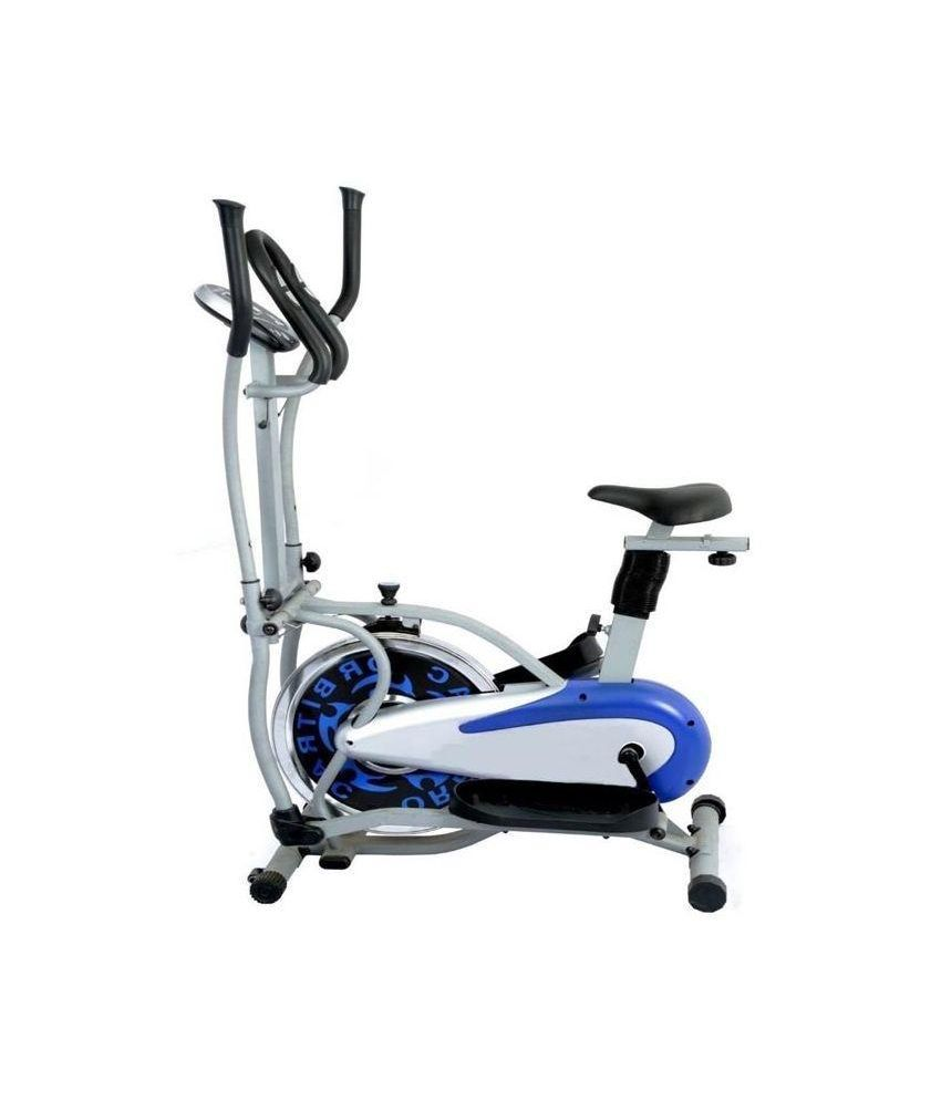 Cardioworld Orbitrek Steel Wheel Exercise Bike Cycle Buy