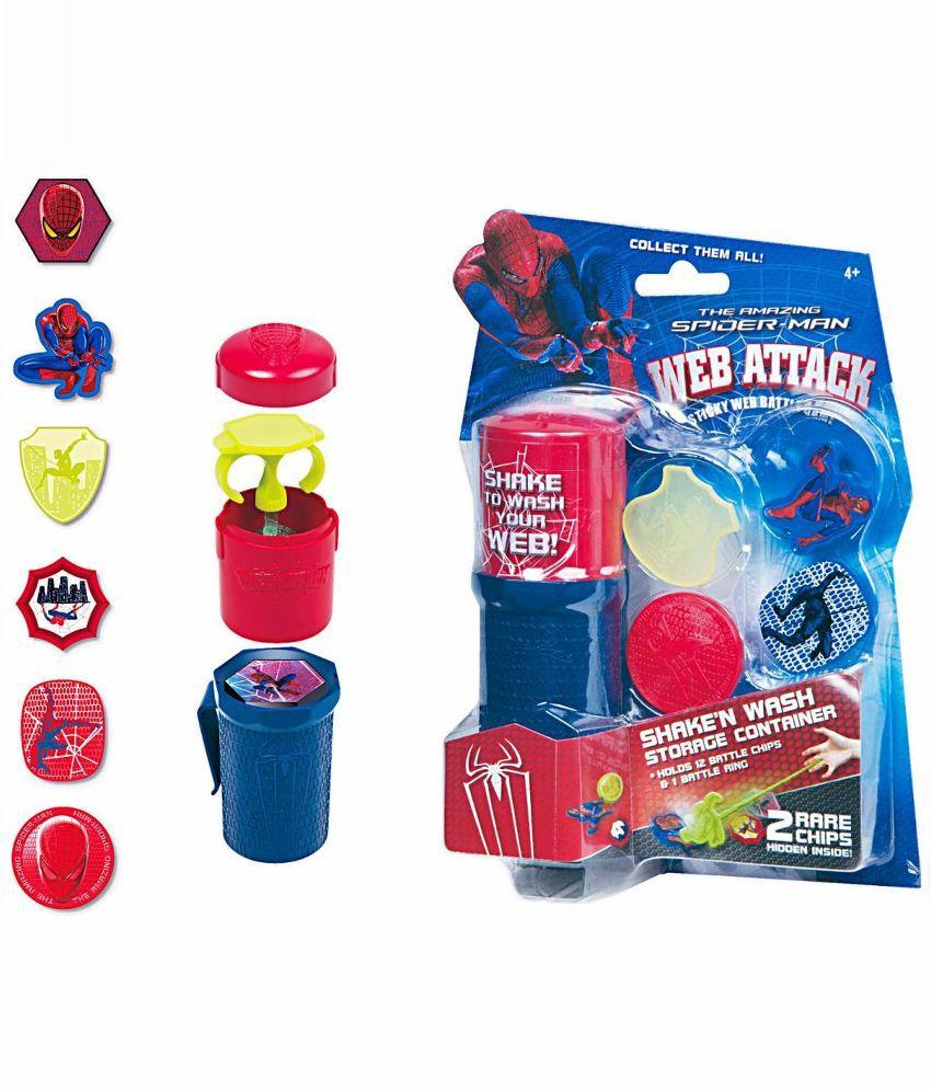 Majorette Spiderman Storage Pack Majorette Spiderman Storage Pack
