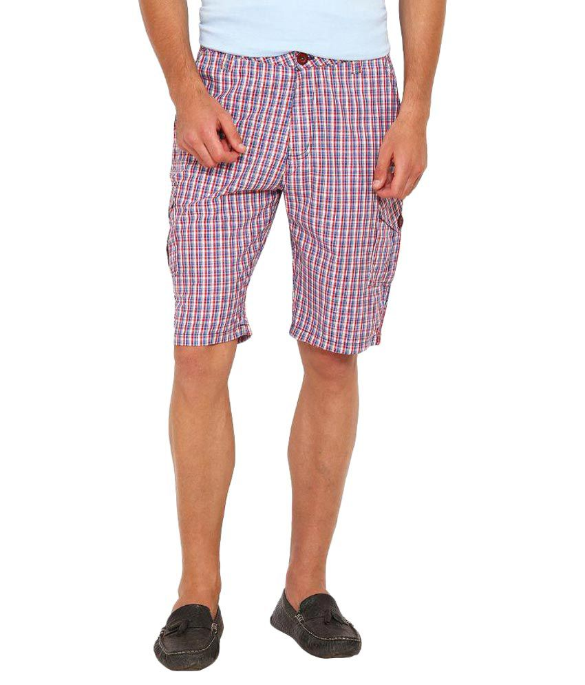 Wajbee Multi Shorts