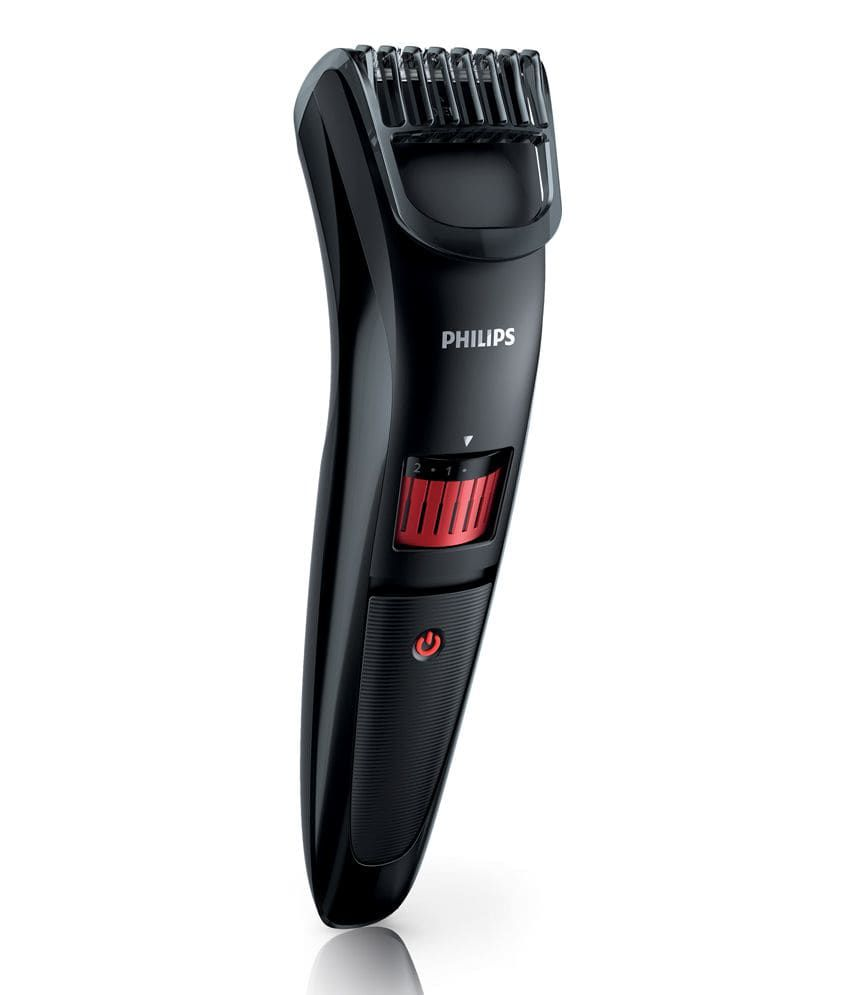 philips qt4005 15 pro beard trimmer black available at snapdeal for. Black Bedroom Furniture Sets. Home Design Ideas