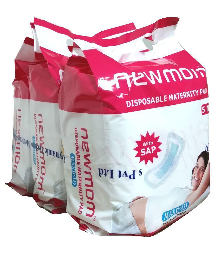 ff12fb3d60f83 Newmom Perineal Care 15 pads ( 5 or more pcs ): Buy Newmom Perineal ...