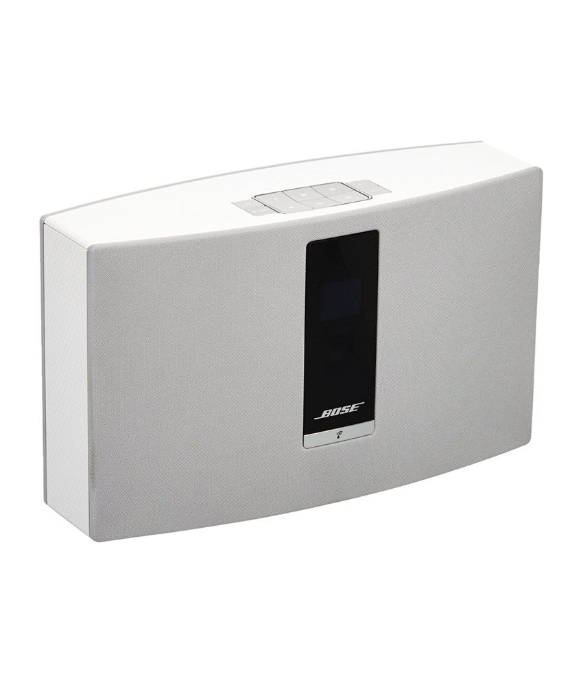 bose soundtouch 20 series iii wireless music system white. Black Bedroom Furniture Sets. Home Design Ideas