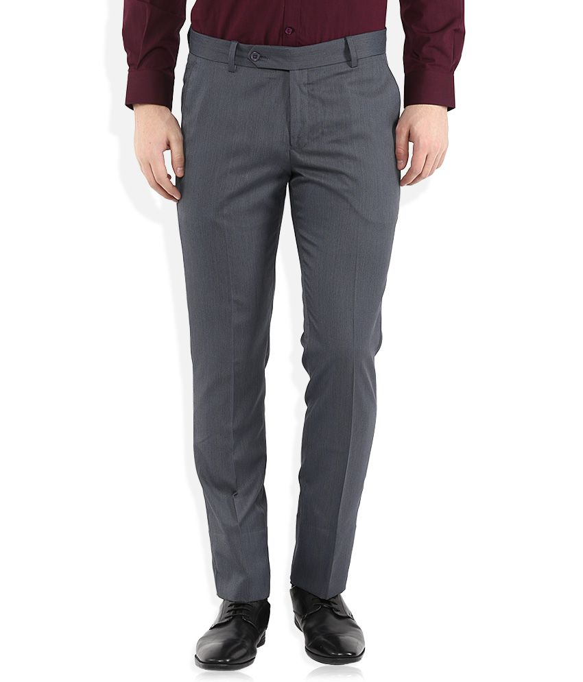 John Players Black Formals Trouser