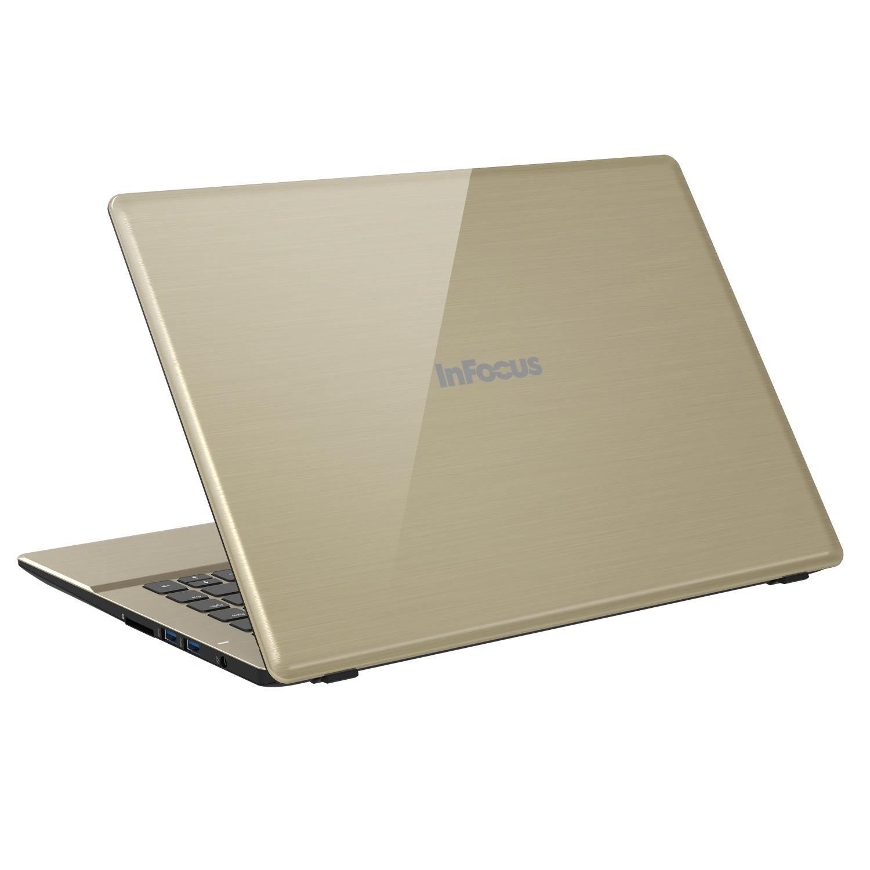 InFocus Buddy V Laptop Intel Celeron 2GB RAM 32GB eMMC