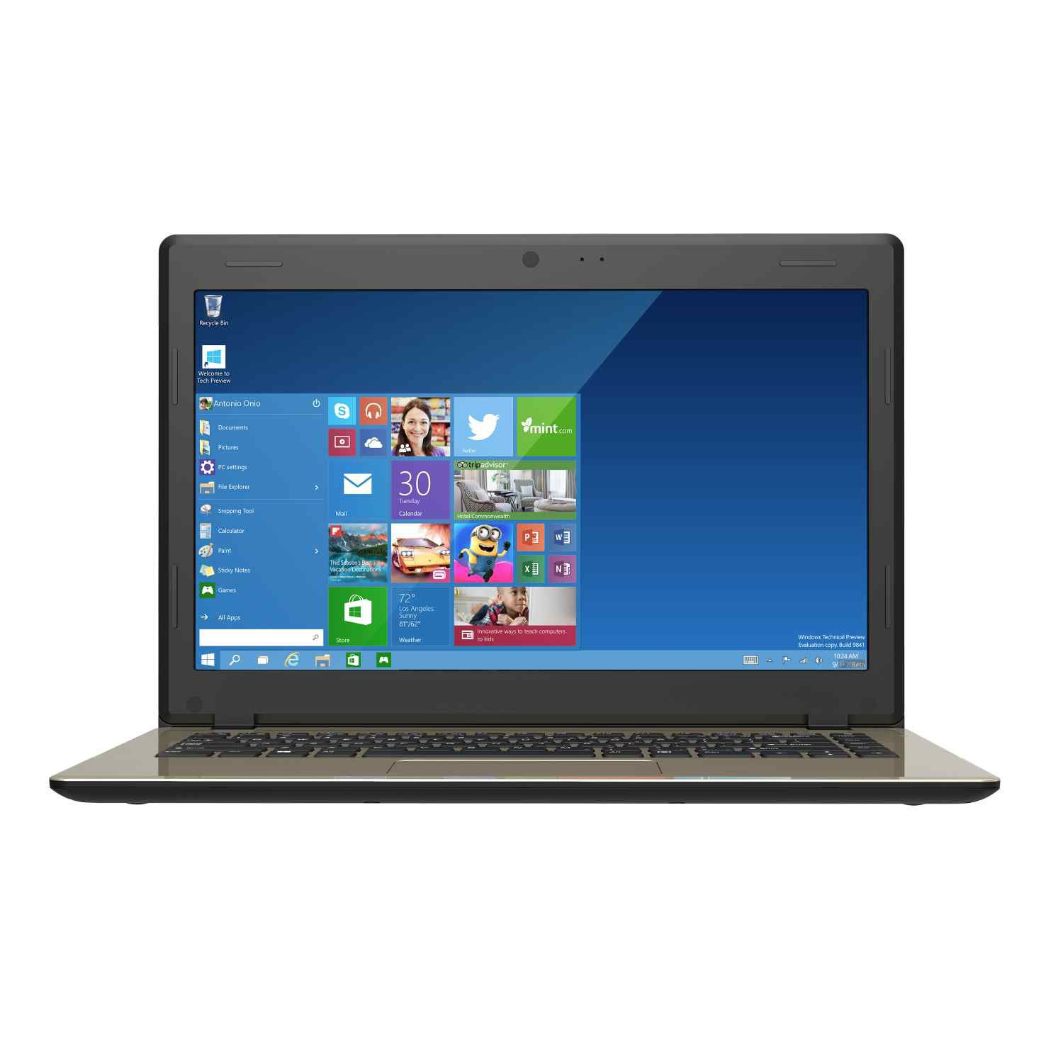 InFocus Buddy (V+) Laptop (Intel Celeron- 2GB RAM- 32GB eMMC-...