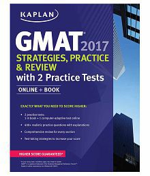 GMAT 2017 Strategies, Practice & Review with 2 Practice Tests