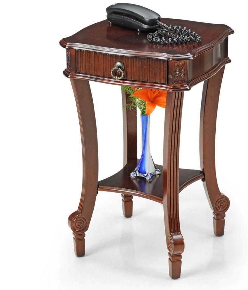 Royal Oak Ascot Bedside Table