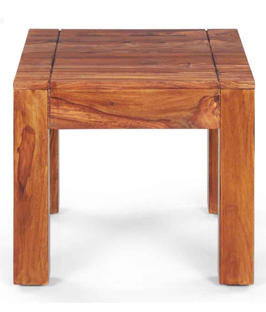 Royal Oak Jade Solid Wood End Table