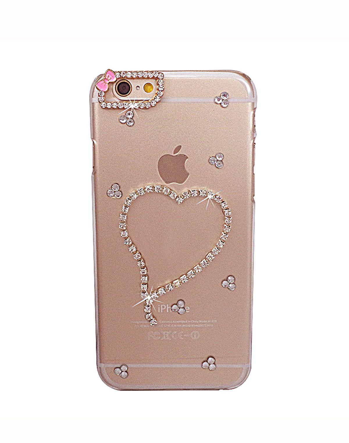 brand new 0de05 3ffdf Iphone 6 Girls Fancy Designer Back Case