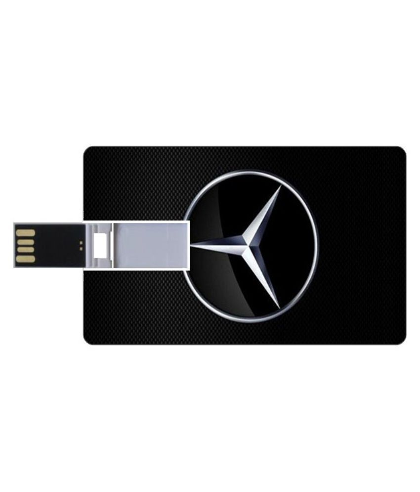 Youberry 8 GB Pen Drives Black