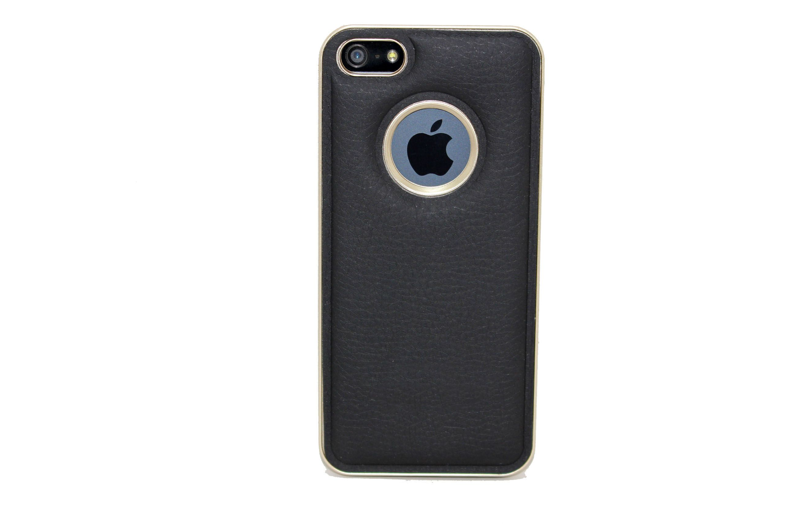 86262ad5e705f8 Apple iPhone 4S Cover by Store At Ur Door - Black - Plain Back Covers Online  at Low Prices