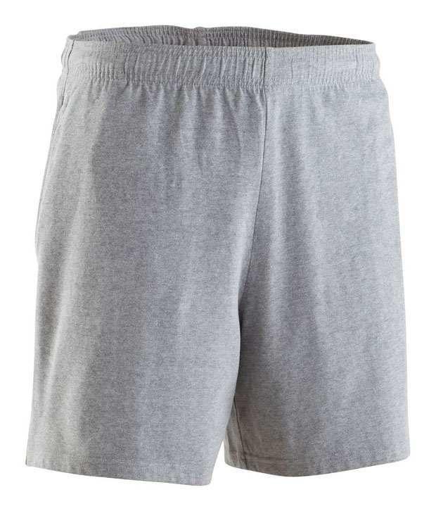 DOMYOS Comfort Men's Fitness Essential Shorts