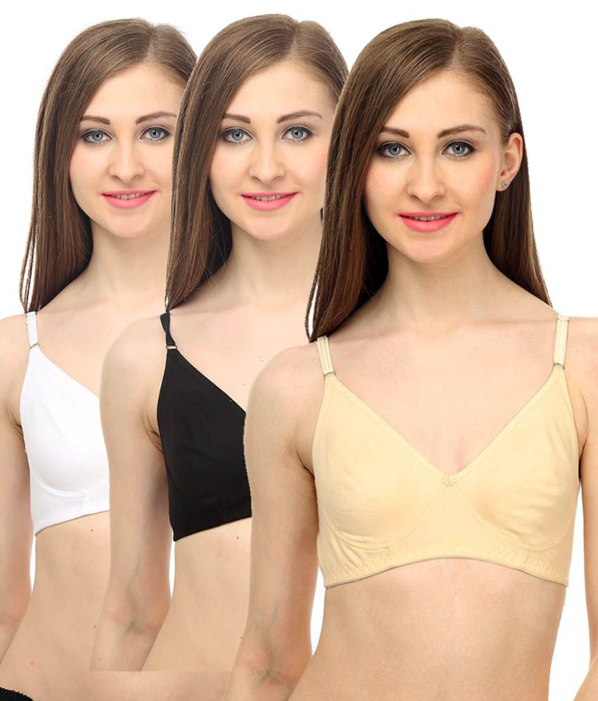 Forever19 Multi Color Cotton Bra