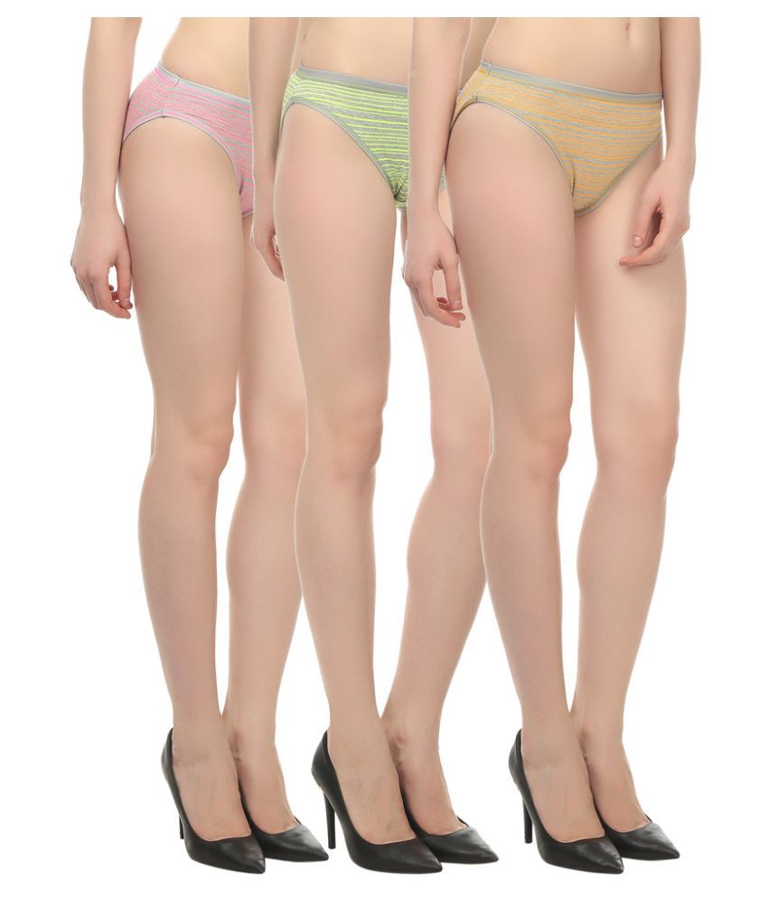 Forever19 Multi Color Cotton Panties