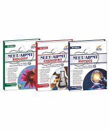Crack Neet/ Aipmt Physics/ Chemistry/ Biology For Aiims And Other Medical Entrance Exams Paperback English 4th Edition -set Of 3