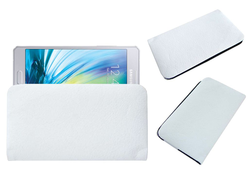 meet 58908 68ba1 Acm Rich Soft Case For Samsung Galaxy A5 Pouch Cover White