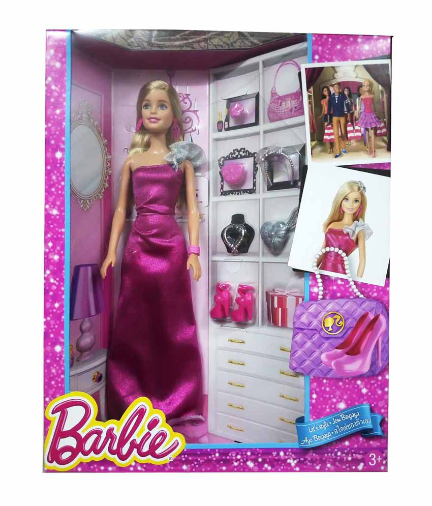 Barbie Evening Gowns