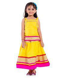 9107bd99c1215 Girls Lehenga Cholis  Buy Girls Lehenga Cholis Online at Best Prices ...