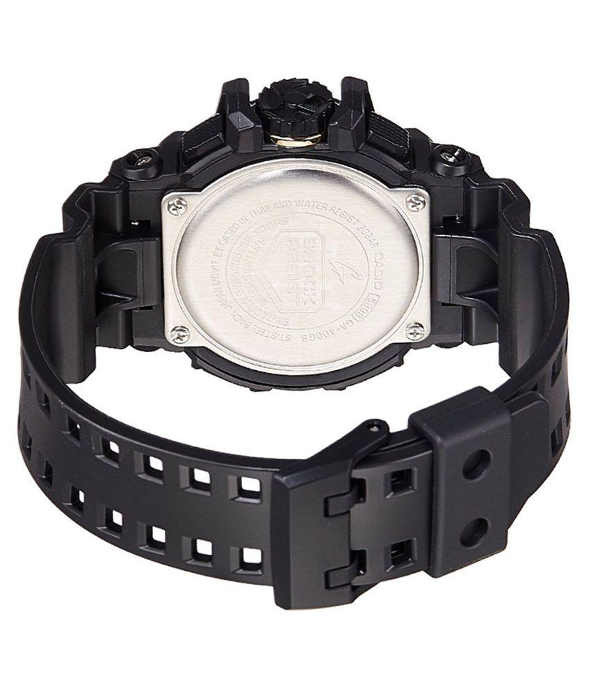 cce4d0572 Casio Black GA-400GB-1A4DR Gshock Men s Watch - Buy Casio Black GA ...