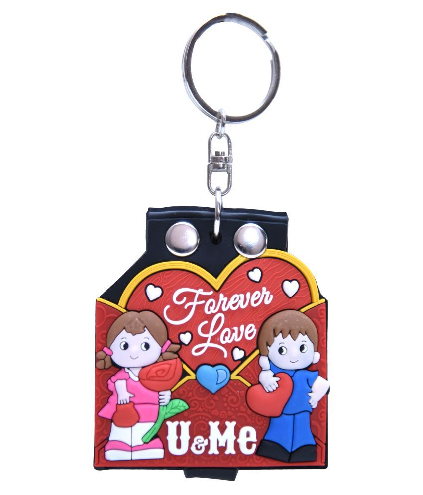 Oyedeal Little Book of Quotations About Love Key Chain