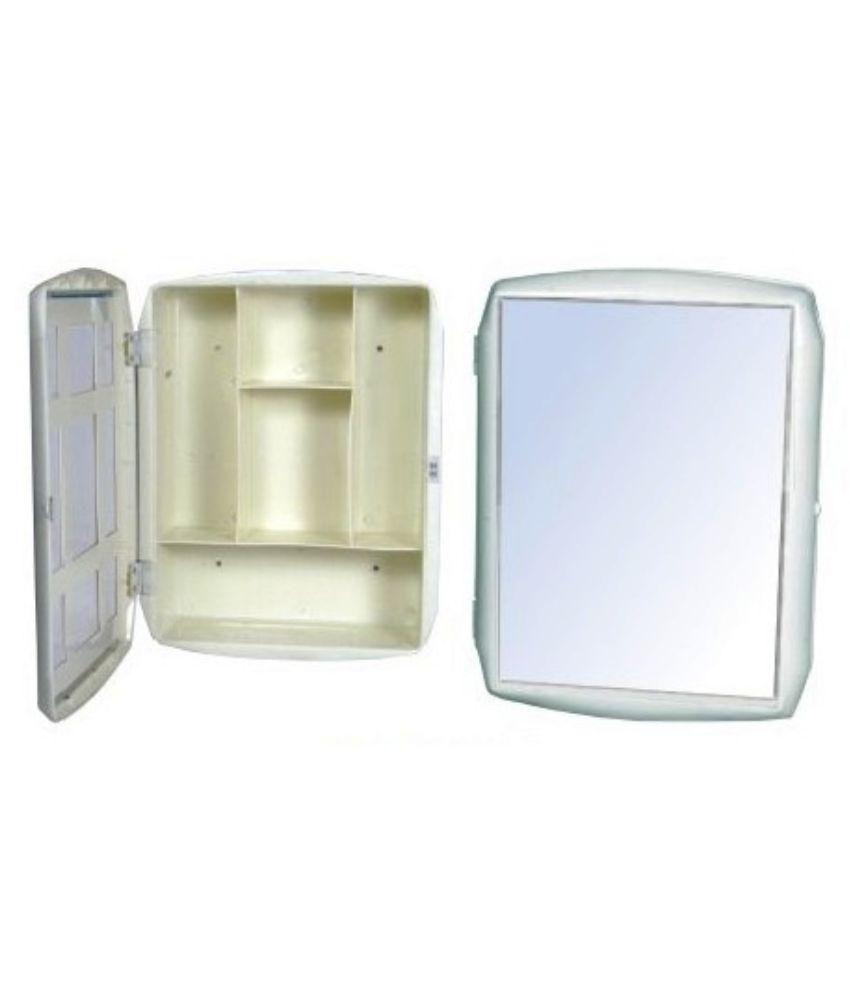 Buy Safari Door Acrylic Bathroom Cabinet Online at Low Price in ...