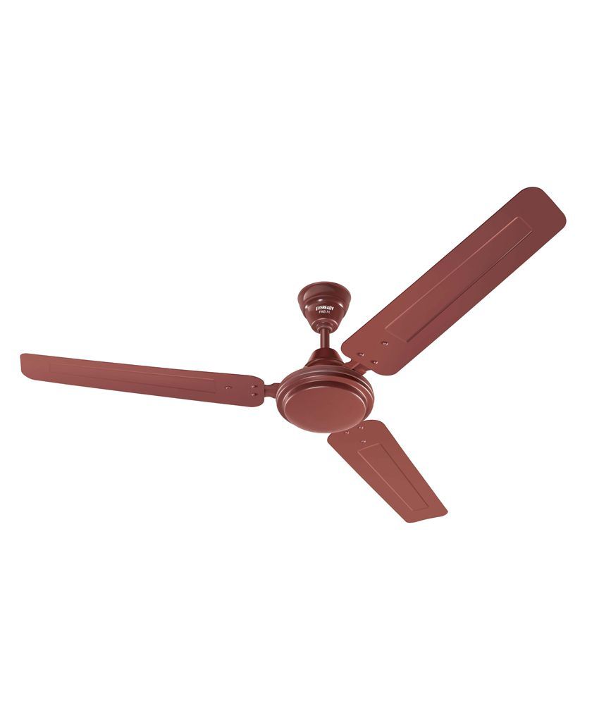 Eveready 1200 FAB - M Ceiling Fan Brown-33% OFF