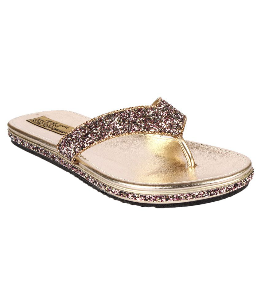 Anand Archies Multi Color Slippers