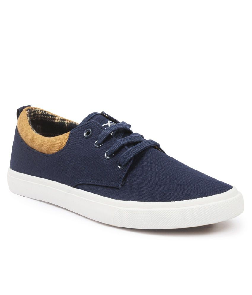 b05af8e05f09 Pure Play Navy Sneaker Shoes - Buy Pure Play Navy Sneaker Shoes Online at  Best Prices in India on Snapdeal