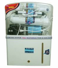 Yes Natural 10 Ltr YESDV06 RO UV UF RO+UV+UF Water Purifier