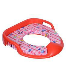 Ehomekart Red Potty Training Toilet Seat