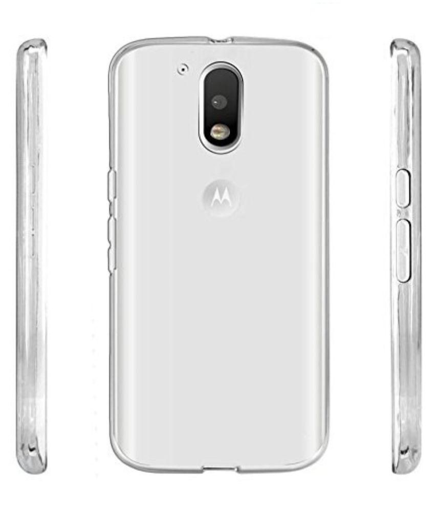 buy online 4ce0c 3155a MOTO G4 PLUS BACK COVER
