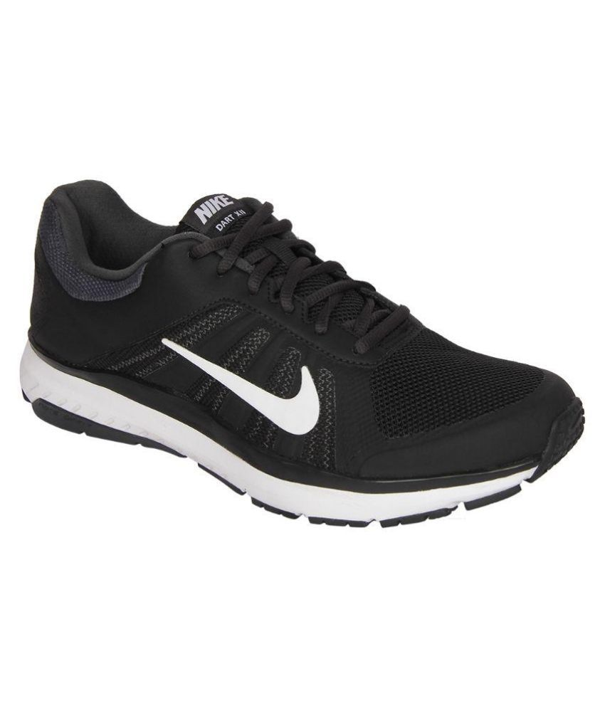 0d409d668f200 Nike Black Running Shoes available at SnapDeal for Rs.4724
