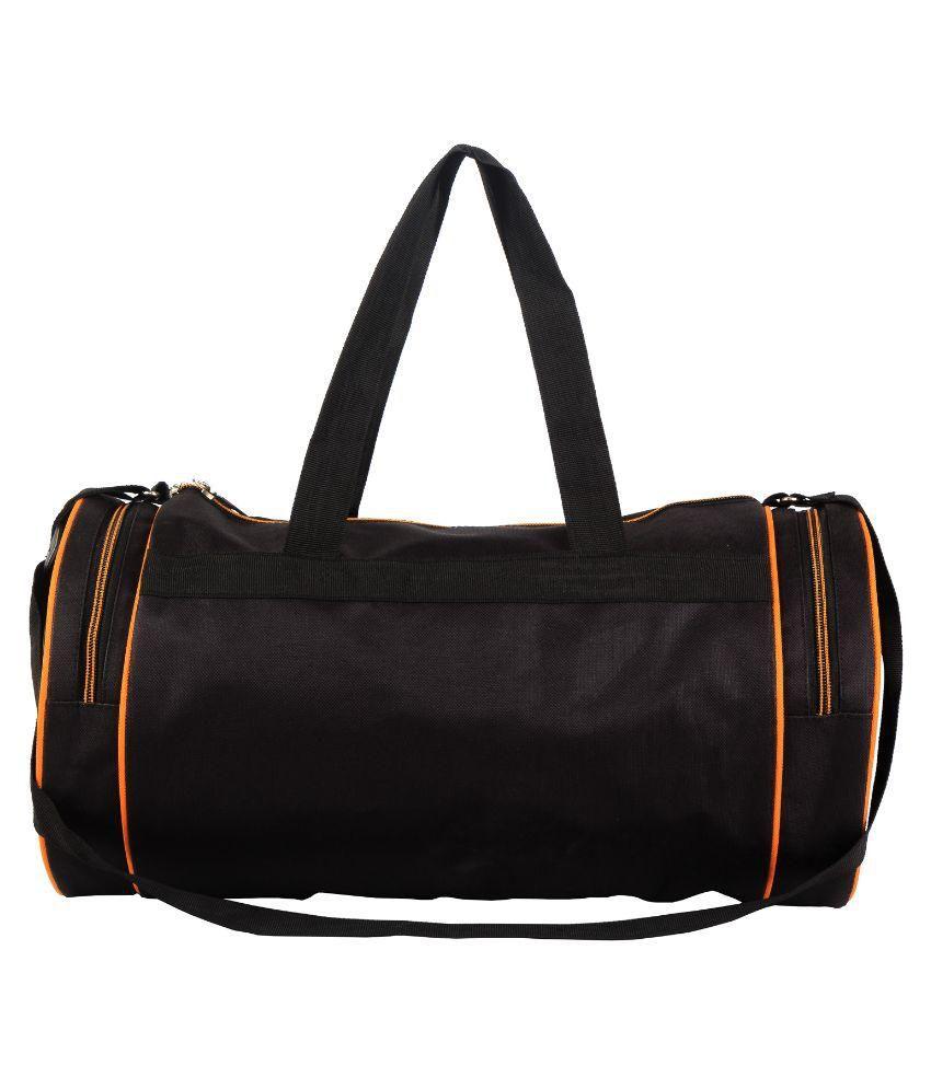 SSTL GB03 Gym Black Gym Bag