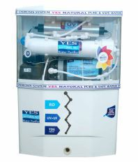 Yes Natural 10 Ltr YESDV14 RO UV UF RO+UV+UF Water Purifier