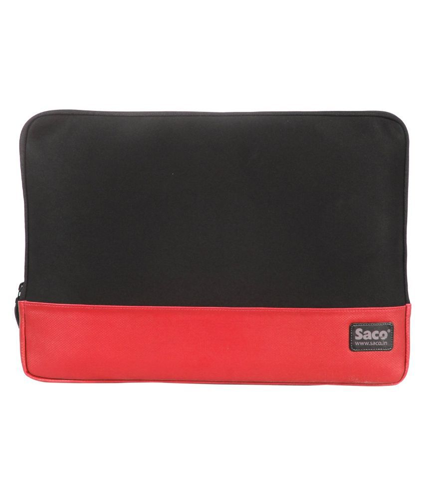 Saco Multi Color Synthetic Laptop Sleeve