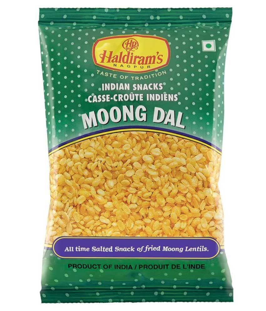 Haldiram Mung Dal Per Pack