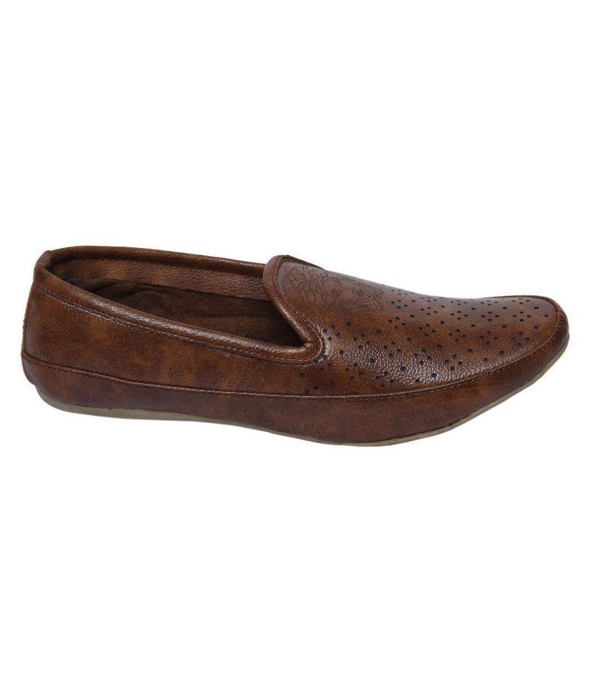 Messi Brown Loafers outlet 100% guaranteed sale countdown package looking for for sale cheap fake cheap sale low shipping DbdEd71r