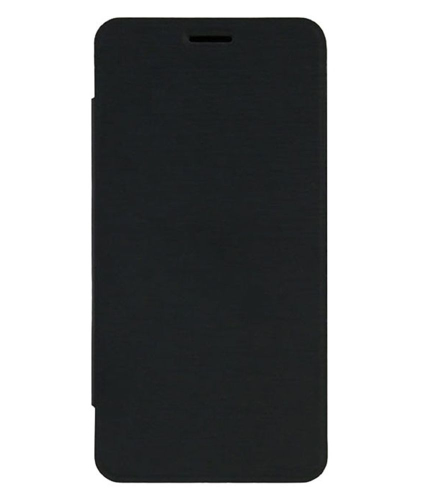 pretty nice aac35 d9888 Oppo Neo 5 Flip Cover by MuditMobi - Black