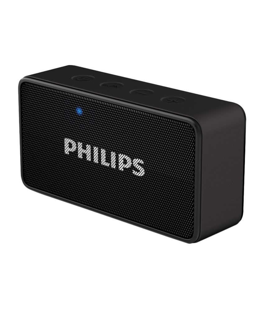 Buy Philips BT64 Bluetooth Speaker