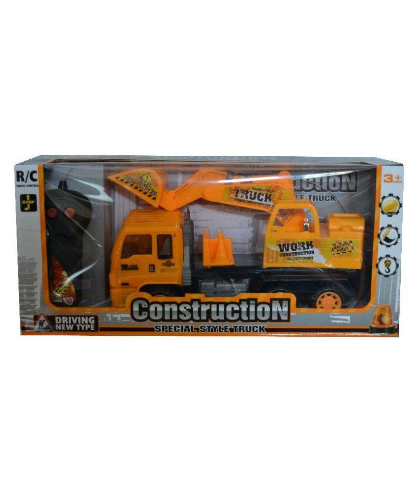 taaza garam remote control jcb construction builder truck toy taaza garam remote control jcb construction builder truck toy