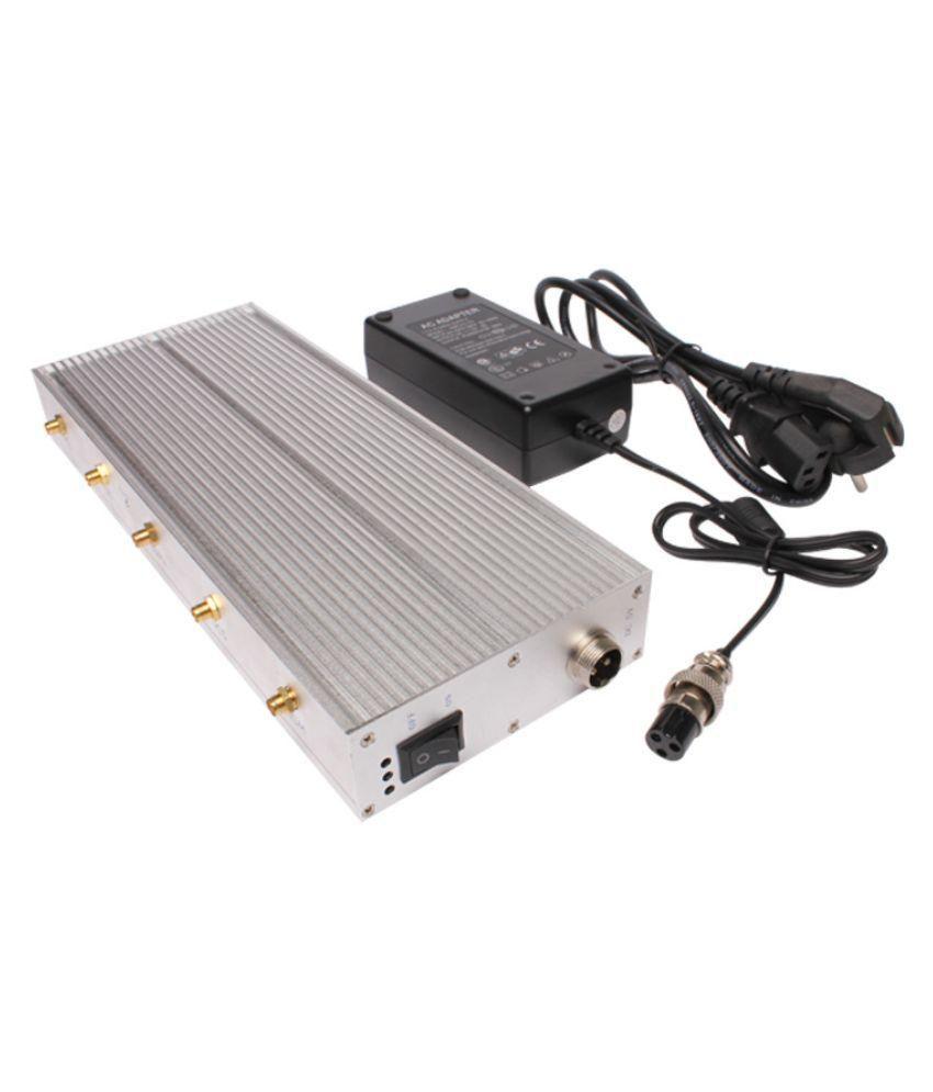 Lintratek ST-G55 Mobile Signal Jammer 1600 3G White