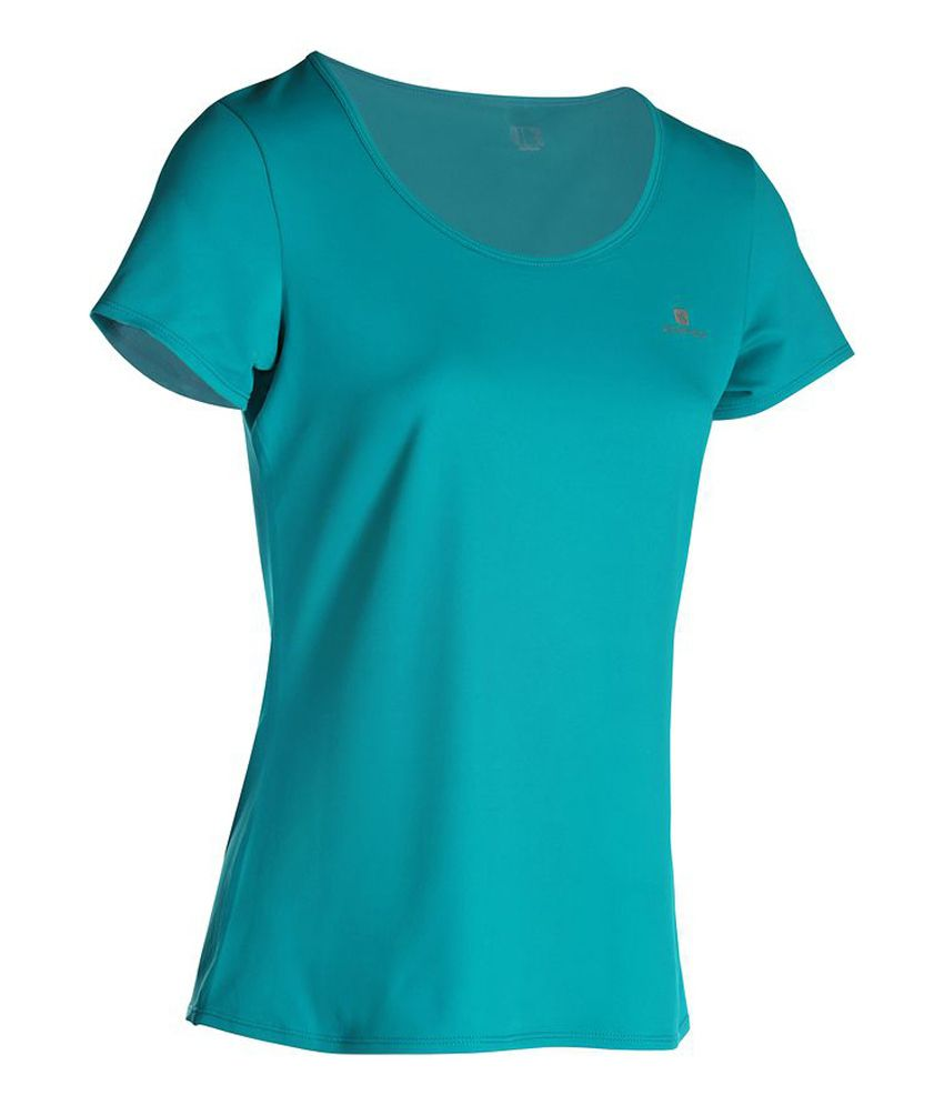 DOMYOS Breathe Women's Cardio T-Shirt By Decathlon