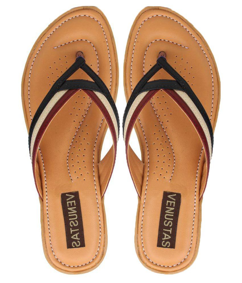 Venustas Multi Color Flats