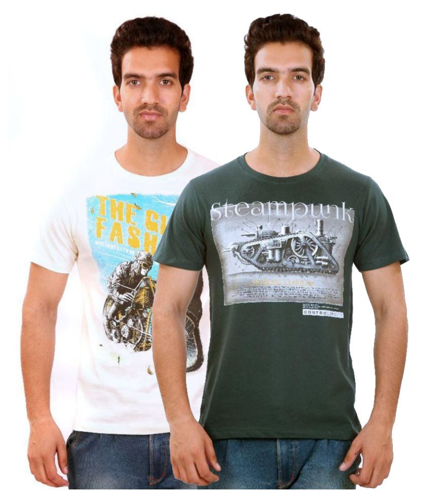 Savers Choice Multi Round T Shirt