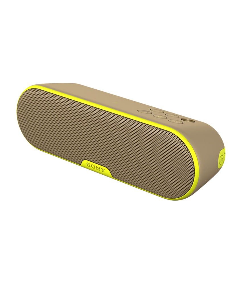 Sony SRS-XB2 EXTRA BASS Portable Wireless Speaker with Bluetooth and NFC (Khaki)