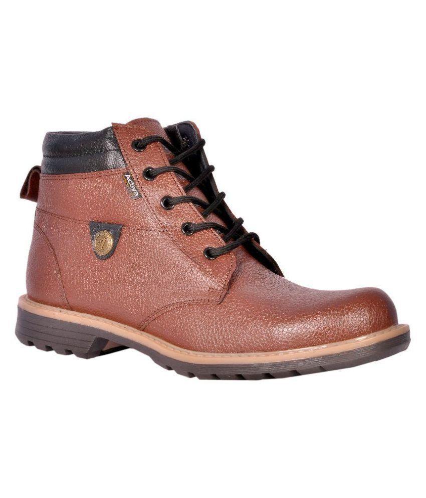 Activa Brown Boots
