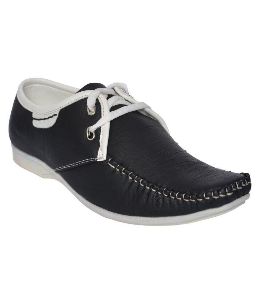 Desi Juta Black Outdoor Shoes - Buy