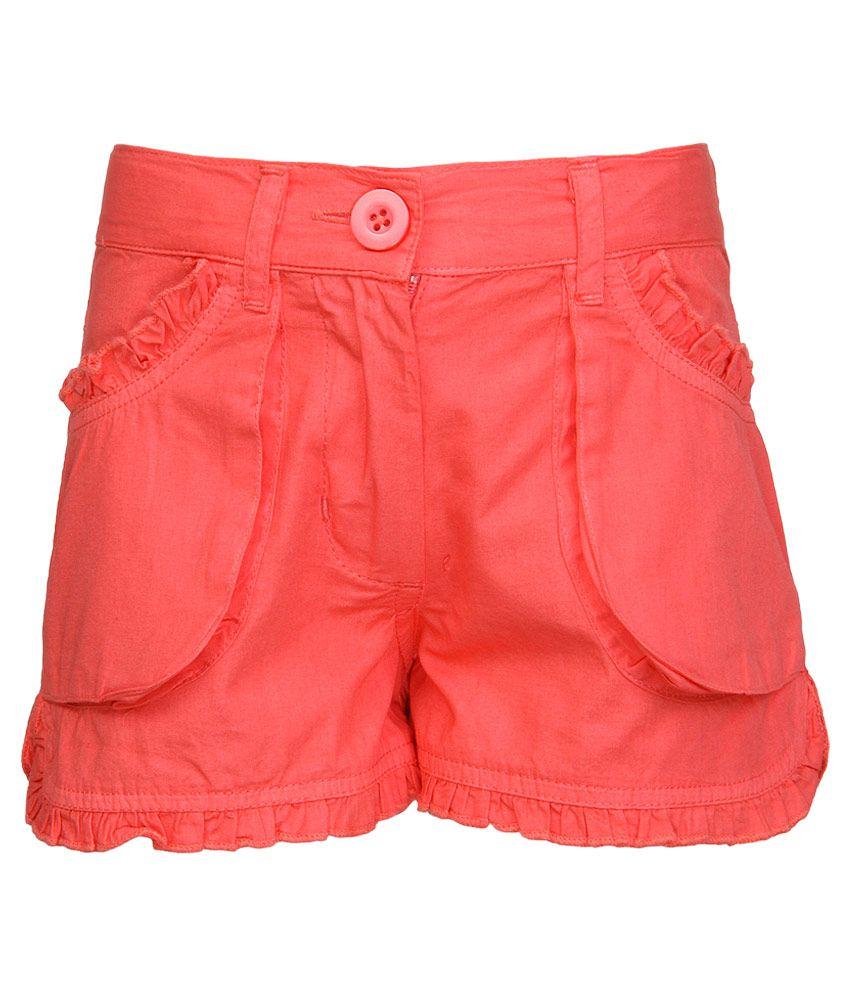 Nauti Nati Red Shorts